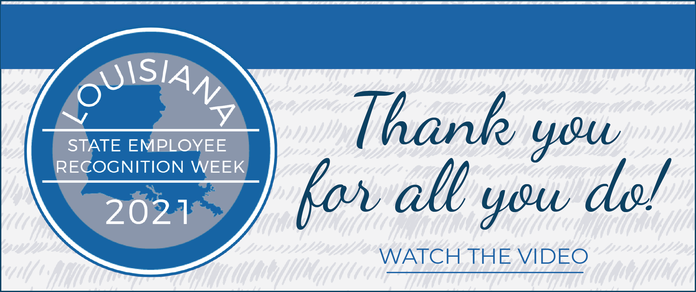 State Employee Recognition Week